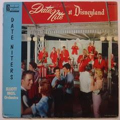 Date Nite at Disneyland record