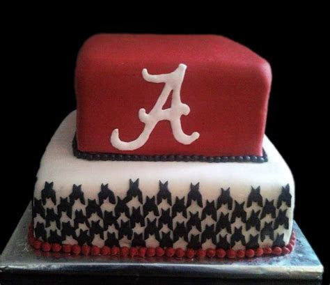25  best ideas about Alabama birthday cakes on Pinterest