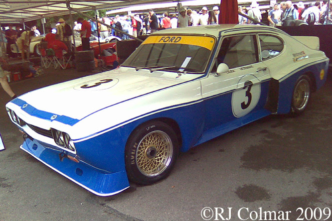 Ford Capri RS3100, Goodwood FoS