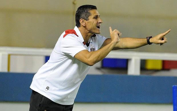 Jorginho jogo Flamengo Macaé (Foto: Alexandre Vidal / Fla Imagem)