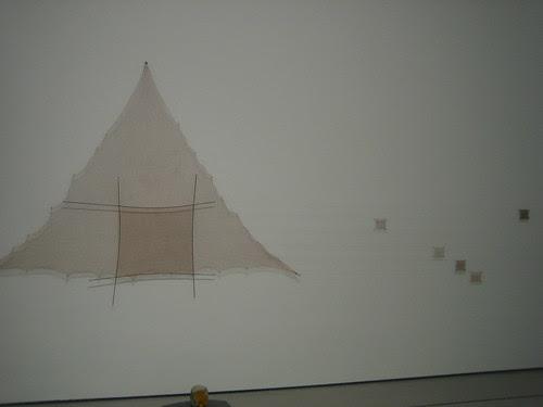 Untitled (Stave), 1993, Marisa Merz _7552