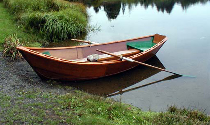 Finding Wooden Drift Boat Plans | Fun Times Guide to Fly Fishing