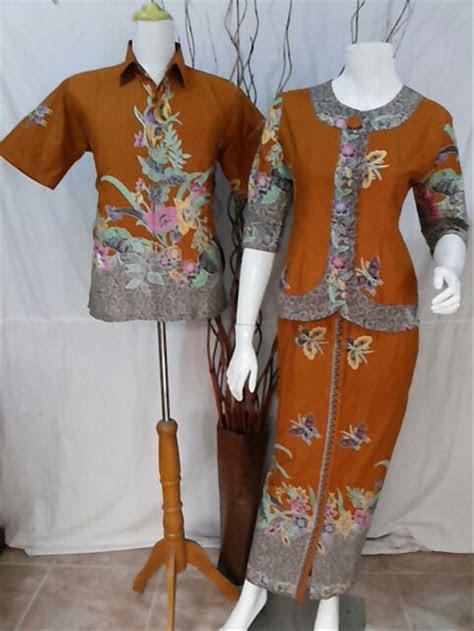jual setelan batik sarimbit  lapak fahmi batik solo