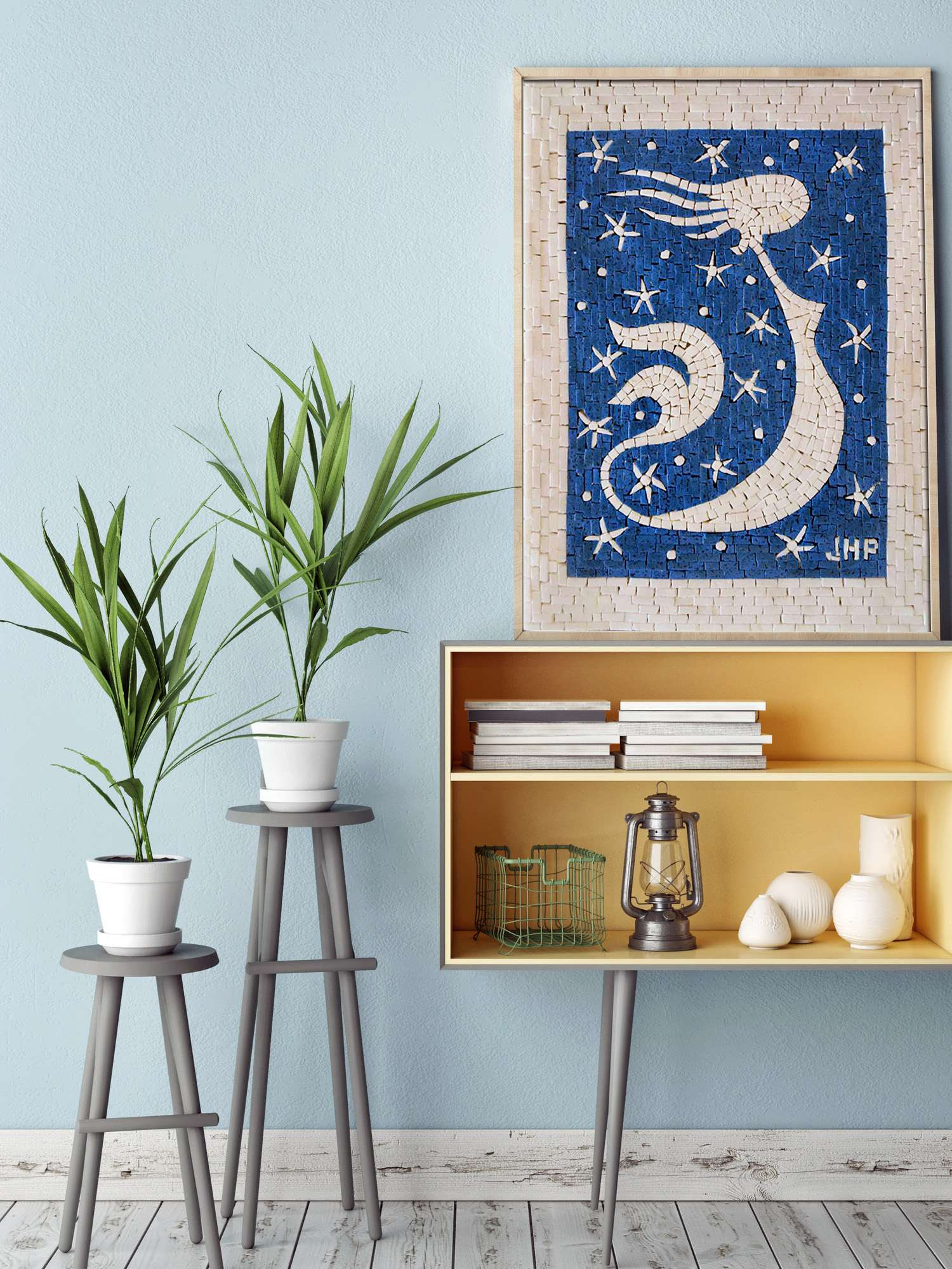 Unique Ways To Decorate Your Home With Mosaic Wall Art ...