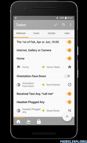 extramodapkblog: EXTRA!!! Tasker v5 0u5 Final [Paid]Android