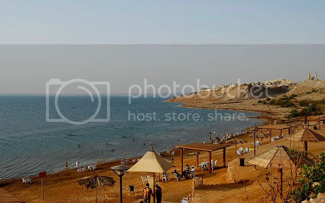 Amman Beach Tourism Resort