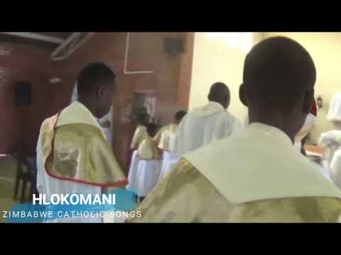 Zimbabwe Catholic Ndebele Songs - Hlokomani