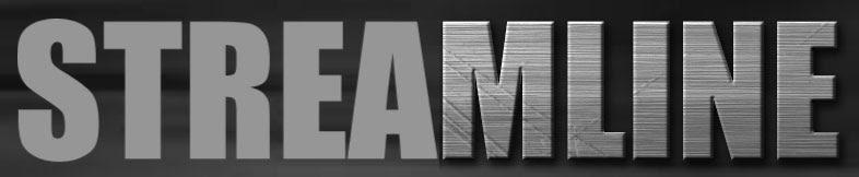 Streamline's Metal Display Text