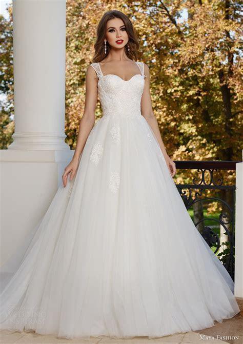 Maya Fashion 2015 Wedding Dresses ? Royal Bridal