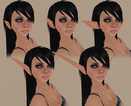 Plain Ears - Normal Skin