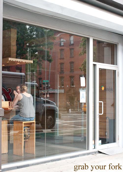 momofuku noodle bar nyc new york david chang