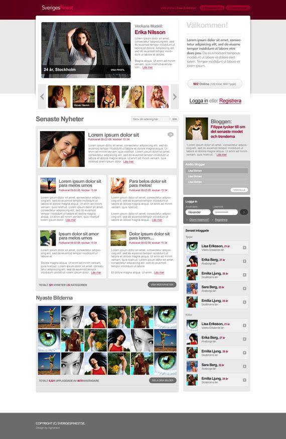 Sveriges-1-finest-inspiration-wordpress-blog-designs
