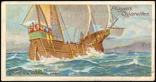 Cabot's Voyage, 1497