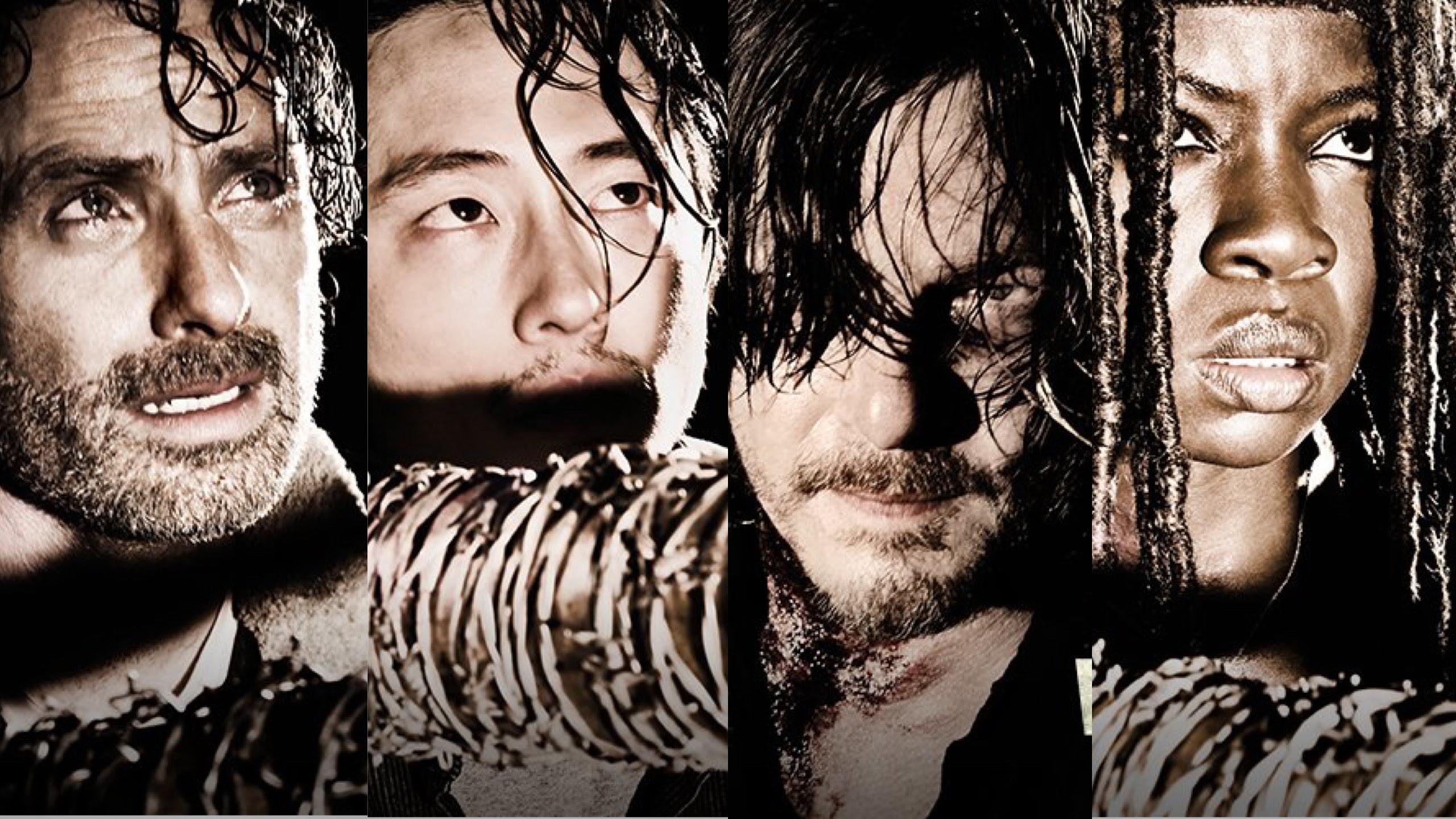 In Photos The Walking Dead Season 7 Negan S Victim Teased In