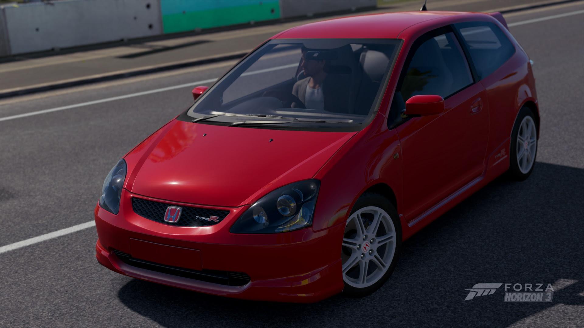 Honda Civic 2004 Modified