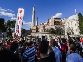 Φωτογραφία για Αμερικανική Γερουσία για Αγιά Σοφιά: Μεγάλη προσβολή η κίνηση του Ερντογάν για τους Χριστιανούς σε όλο τον κόσμο