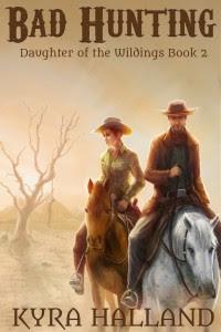 Bad Hunting by Kyra Halland
