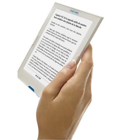 Cliquez pour découvrir les nouvelles liseuses Nolimbook