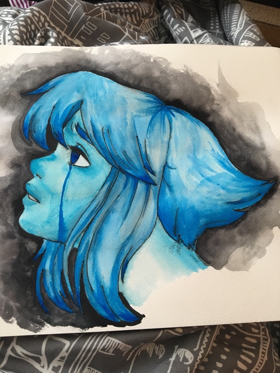 Lapis watercolor
