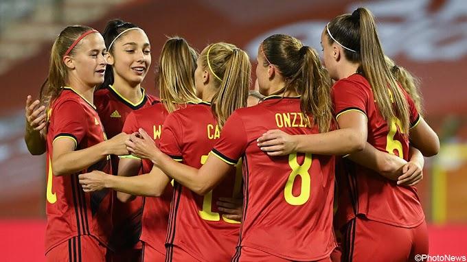 Red Flames kennen geen genade met Albanië, Wullaert pikt goaltje mee in 100e interland