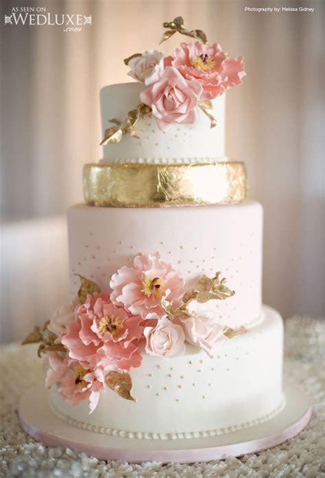 INSPIRAÇÃO: Casamento Rosa e Dourado