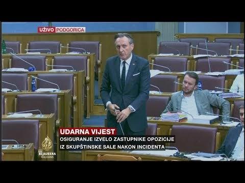 Duško Marković i Ranko Krivokapić saglasni: 'Šešeljizacija' crnogorskog parlamenta