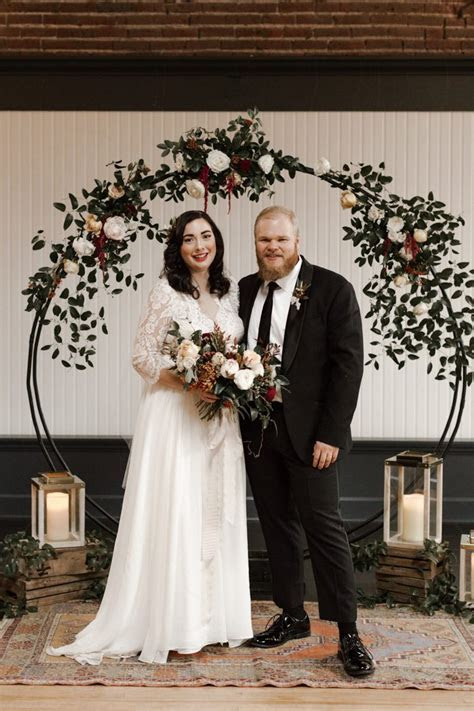 Ideas for WREATHS Wedding Ceremony Arches   Style Motivation