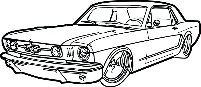 610 Coloring Pages Of Hot Rod Cars  Images
