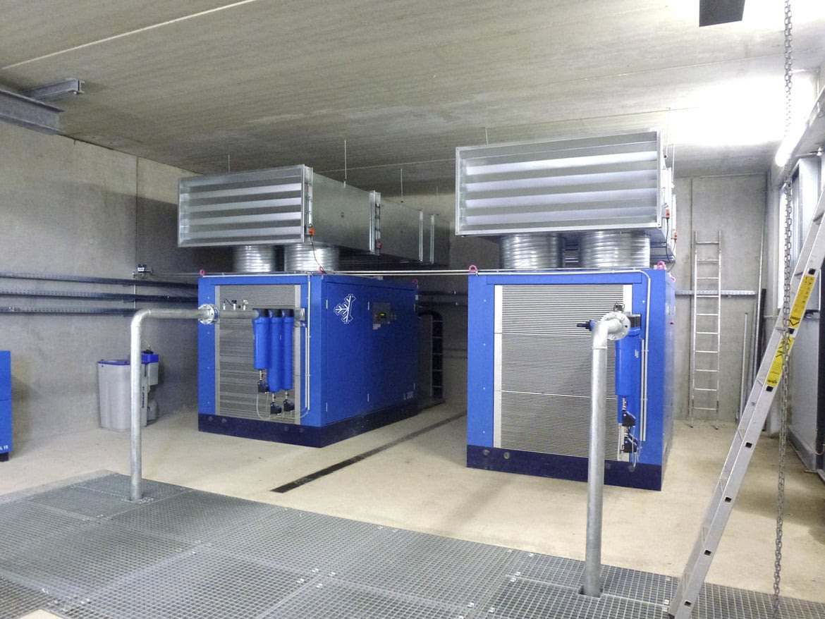 Air Compressor Room Ventilation Design More Installations A Extraction