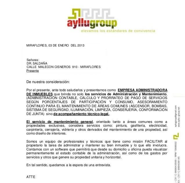 Carta De Presentacion Taller Mecanico S Carta De