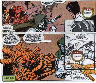 FF #352 panel