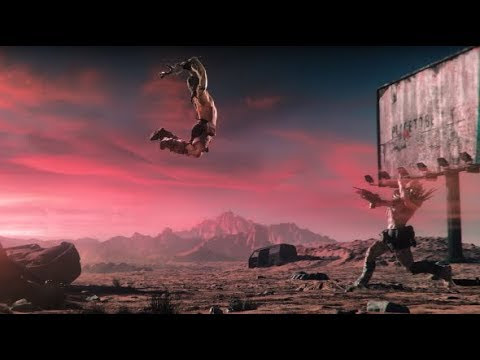 Rage 2 - trailer gameplay