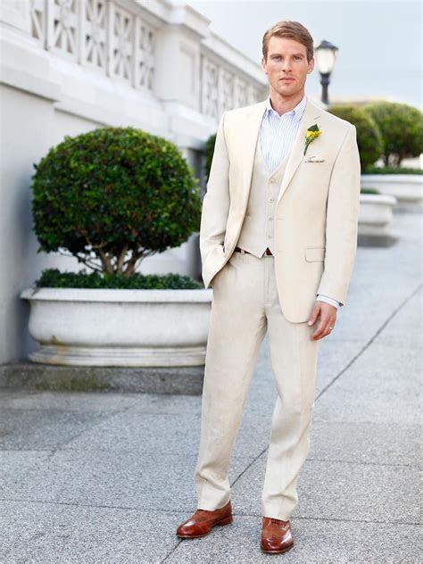 Wedding Party Linen Suit   Men's Wearhouse   M J   Linen