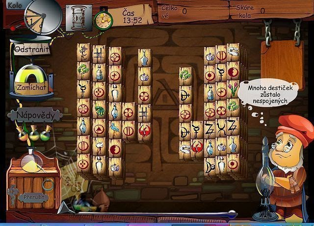 Coole Spiele Mahjongg Alchemy