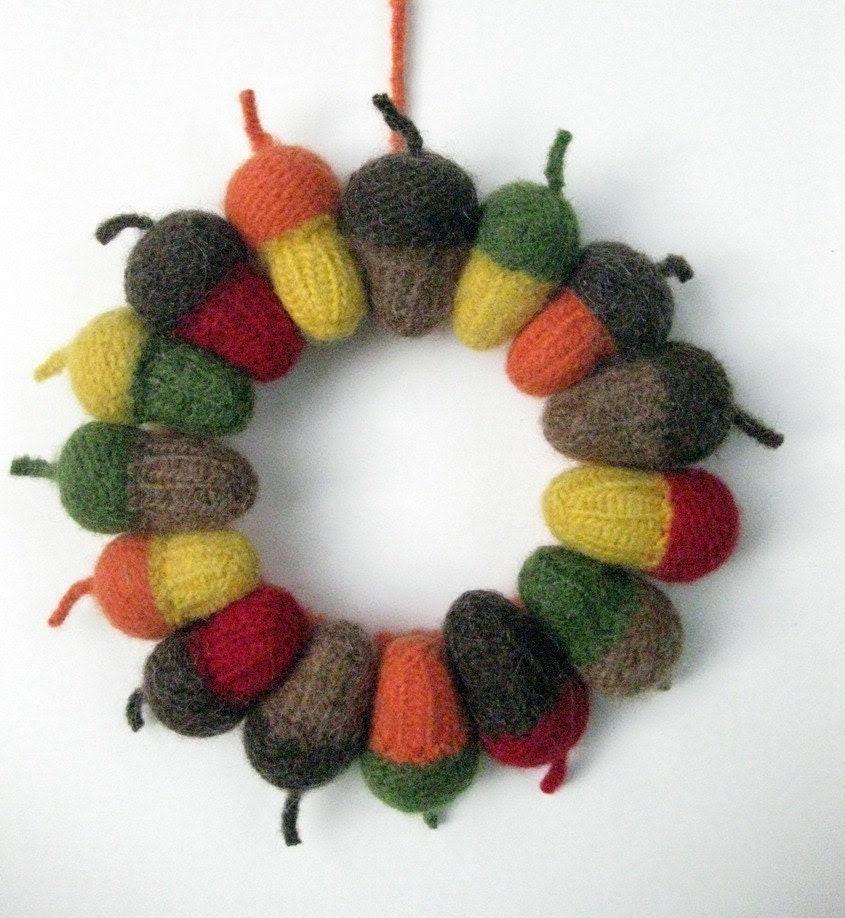 The Acorn Wreath