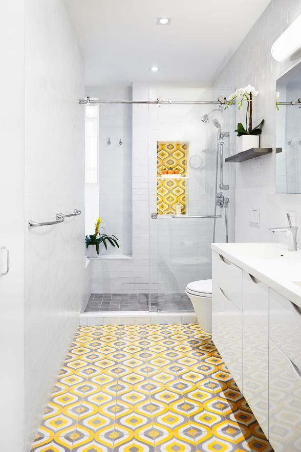 Top 20 Bathroom Tile Trends of 2017   HGTV's Decorating ...