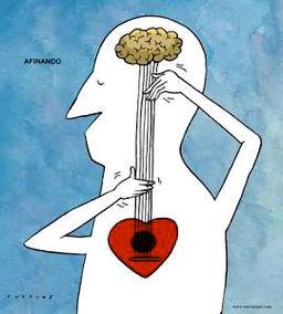 Resultado de imagen de cerebro y corazón
