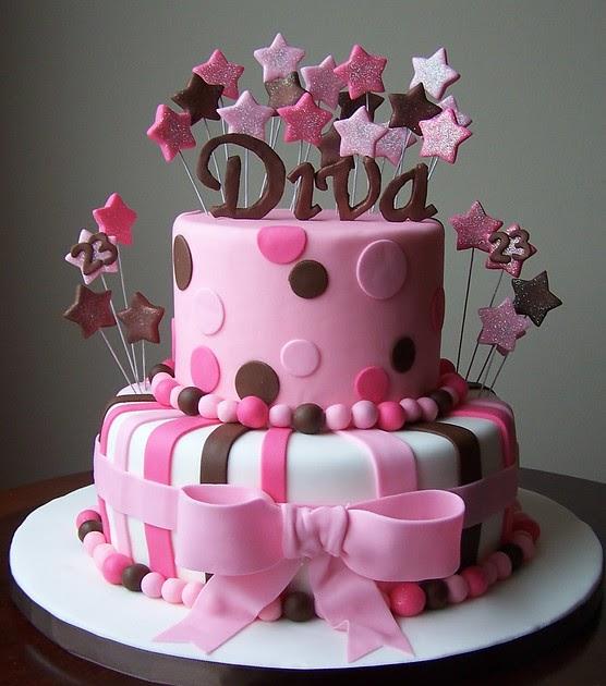 Diva Birthday Cake Pictures