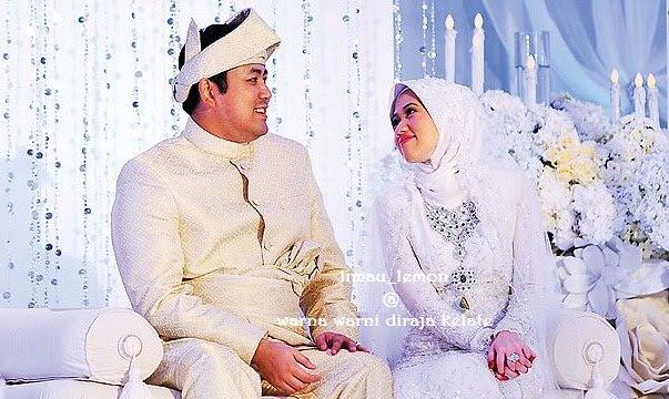 adinda kelantan kahwin