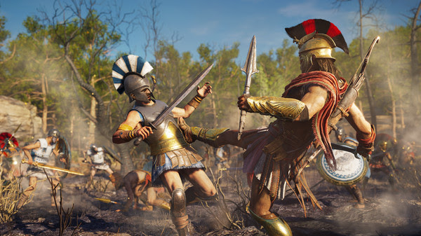 Assassins Creed Origins with All DLCs and Updates Free Download