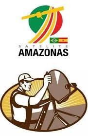 Mudar APONTAMENTO DO AMAZONAS PARA o satélite INTELSAT 21