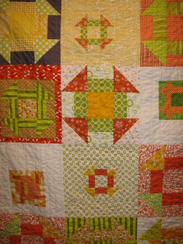 Heal quilt