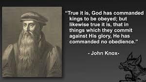 Yea, He commandeth no obedience.