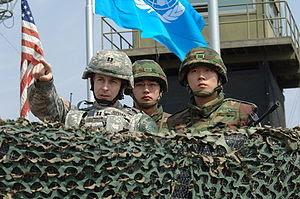Republic of Korea (ROK) and United States (U.S...