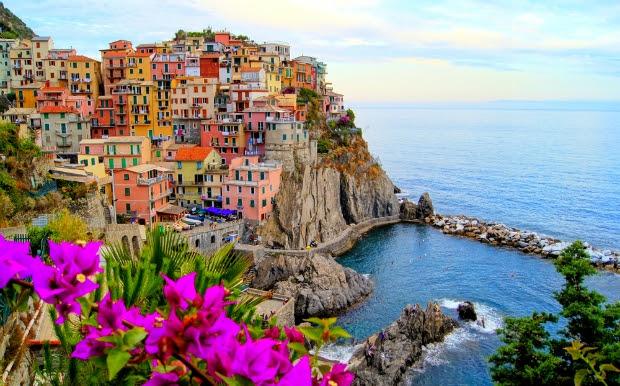 Perierga.gr - Ταξίδι στις πολύχρωμες πόλεις του κόσμου