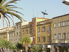 Shops, Asmara