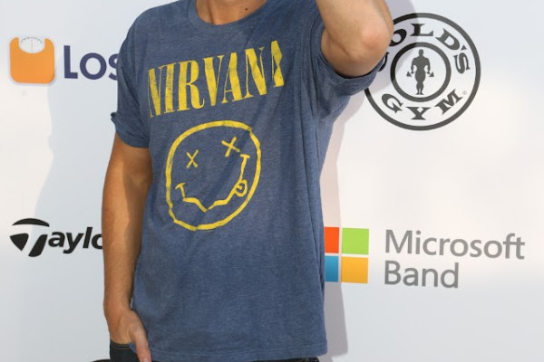 a14011ced Nirvana Sue Marc Jacobs. Nirvana are suing Marc Jacobs for stealing their  iconic smiley face ...