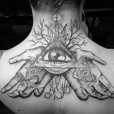 Top 40 Best Neck Tattoos For Men Manly Designs And Ideas