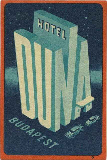 Hotel Duna - Budapest