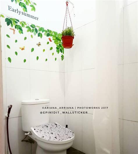 wallpaper  dinding kamar mandi wallpaper dinding